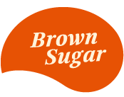 Label Brown Sugar